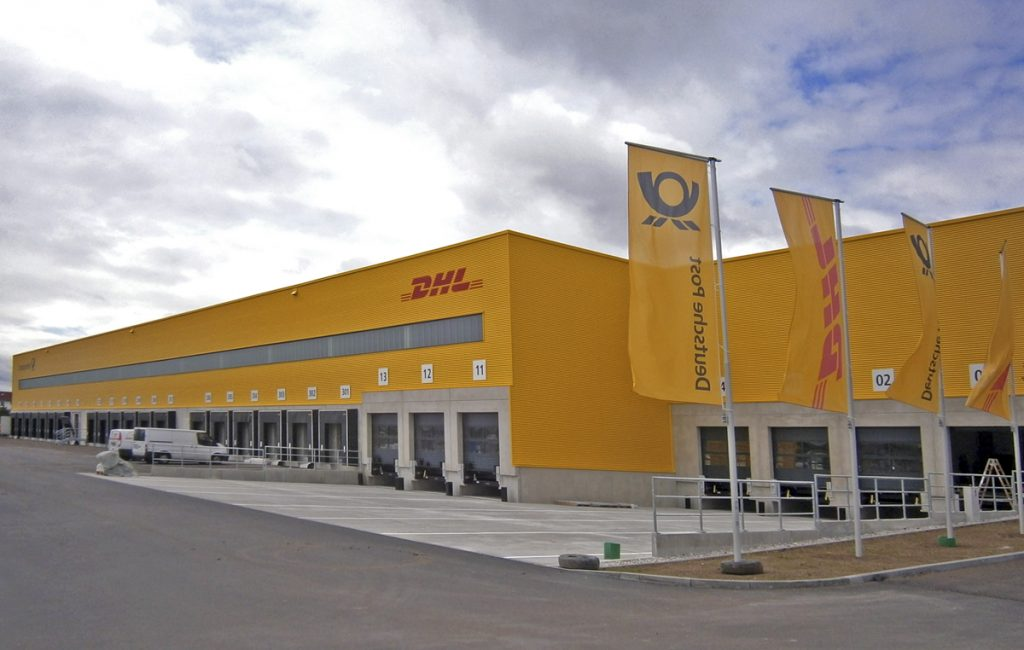 DHL Logistikzentrum, Germering