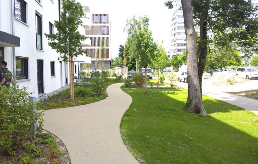 Lohwaldpark, Unterschleißheim